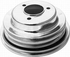 RPC (Racing Power Company) R9724 Bb chevy triple groove pulley ea