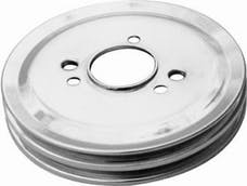 RPC (Racing Power Company) R9816 Bb chevy double groove pulley ea