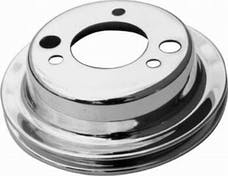 RPC (Racing Power Company) R9817 Sb/bb chevy single groove pulley ea