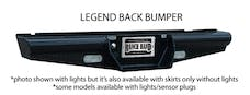 Ranch Hand BBD100BLL Legend Back Bumper