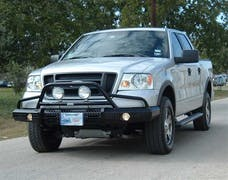 Ranch Hand BSF06HBL1 Bullnose Summit Front Bumper Replacement