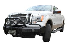 Ranch Hand BSF09HBL1 Summit Bullnose Front Bumper