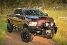 Ranch Hand BTD101BLRS Legend Bullnose Front Bumper