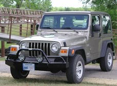 Ranch Hand BTJ971BLR Sport Series Bullnose Front Bumper Replacement