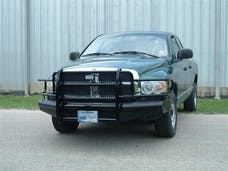 Ranch Hand FBD02HBLR Front Bumper Replacement
