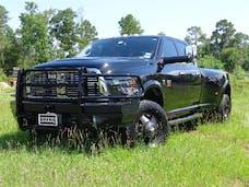 Ranch Hand FBD105BLRS Sport Series Front Bumper - 15K winch ready