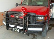 Ranch Hand FBF055BLR Sport Series Front Bumper - 15K winch ready