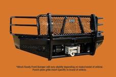Ranch Hand FBG085BLR Sport Series Winch Bumper Replacement