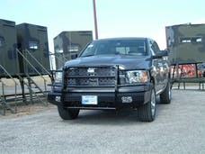 Ranch Hand FSD09HBL1 Summit Front Bumper Replacement
