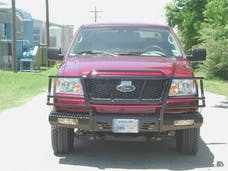 Ranch Hand FSF04HBL1 Summit Front Bumper Replacement