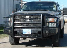 Ranch Hand FSF081BL1 Summit Front Bumper Replacement