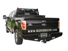 Ranch Hand SBF09HBLSL Sport Series Back Bumper
