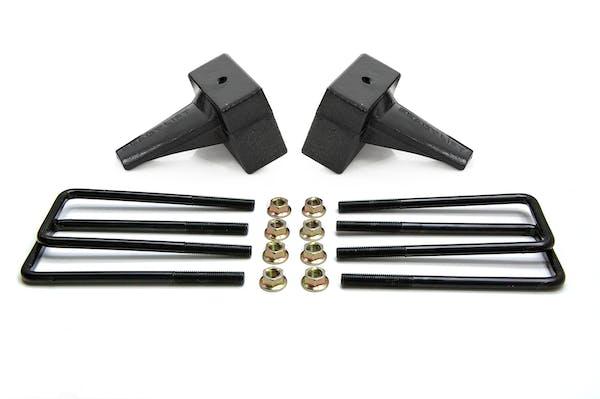 "ReadyLift 26-2105 Suspension Leaf Spring Block Kit, 5"" Rear"