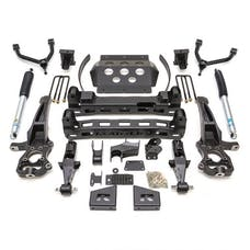 ReadyLIFT 44-3980 8'' Big Lift Kit with Upper Control Arms and rear Bilstein Shocks