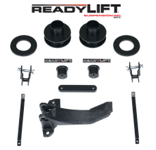 ReadyLift 66-2515 2.5'' Front Suspension Leveling Kit with Track Bar Bracket