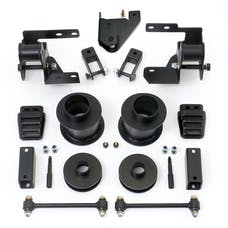 ReadyLift 69-1242 4.5'' Front with 2.5'' Rear Suspension Lift Kit with Track Bar Bracket