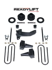 ReadyLift 69-2512 2.5'' SST Lift Kit with 5.0'' Rear Taper Block for 1pc Drive Shaft without Shock