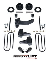 ReadyLIFT 69-2527 2.5'' SST Lift Kit with 5'' Rear Taper Blocks - 1 pc Drive Shaft without Shock