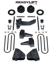 ReadyLIFT 69-2534 3.5'' SST Lift Kit with 5'' Rear Tapered Blocks - 1 pc Drive Shaft without Shock