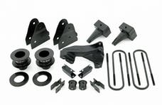 ReadyLIFT 69-2735 3.5'' SST Lift Kit with 4'' Tapered Blocks for 1 Piece Drive Shaft without Shock