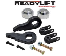 ReadyLift 69-3005 2.5'' Front with 1.0'' Rear SST Lift Kit with Front Shock Extensions