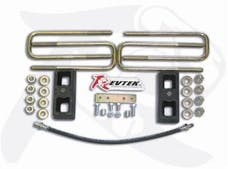 Revtek Suspension 726BK Rear Block Kit-2500