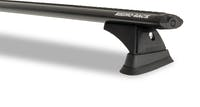 Rhino Rack JA9583 Jeep Commander Vortex RCH Black 2 Bar Roof Rack