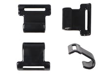 Rightline Gear 100600 Replacement Car Clips