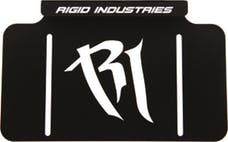 Rigid Industries 40016 RI LICENSE PLATE MT