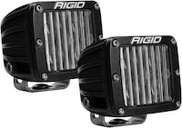RIGID Industries 504813 D-Series Sae Fog Light /2