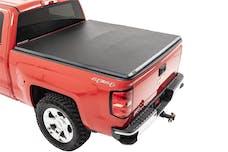 Rough Country RC44214650 Tri-Fold Tonneau Cover