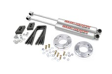 Rough Country 554.2 2in Ford Leveling Lift Kit (15-18 F-150)