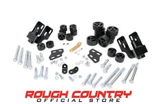Rough Country RC701 1.25-inch Body Lift Kit