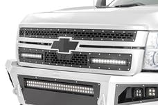 Rough Country 70155 Mesh Grille w/LED