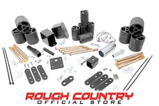 Rough Country RC613 3-inch Body Lift Kit