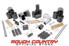 Rough Country RC617 3-inch Body Lift Kit