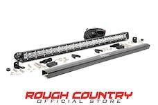 Rough Country 70730 Cree Chrome Series LED Light Bar