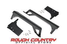 Rough Country 70503 50-inch LED Light Bar Upper Windshield Mounting Brackets