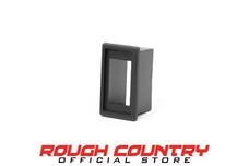 Rough Country 709B1 Single (1) Rocker Switch Housing
