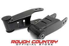 Rough Country RC0501 1-2.5-inch Lowering Shackles (Pair)