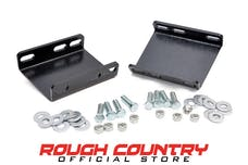 Rough Country 1018 Front Sway Bar Drop Brackets for 4-6-inch Lifts