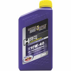 Royal Purple 31140 10W-40 HPS Engine Oil Qt. Bottle
