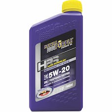 Royal Purple 31520 5W-20 HPS Engine Oil Qt. Bottle