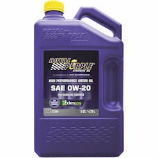 Royal Purple 53020 0W-20 Passenger Car Engine Oil 5 Qt. Bottle