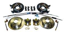 RT Offroad RT31006 Disc Brake Conversion Kit, Rear, Dana 35, w/o ABS
