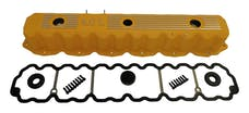 RT Offroad RT35003 Yellow Valve Cover Kit for 93-04 Jeep TJ, YJ, XJ, ZJ, ZG, WJ, WG w/ 4.0L Engine