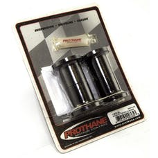 Rugged Ridge 1-803BL Shackle Bushing Kit, Black