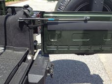 Rugged Ridge 11252.55 Tailgate Assist Kit; 07-10 Jeep Wrangler JK