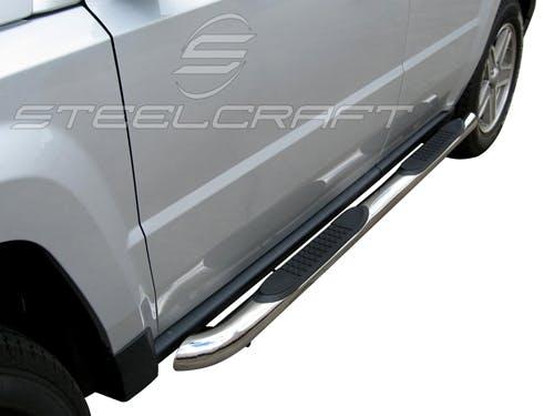 "Steelcraft 223107 3"" Round Sidebars S/S"