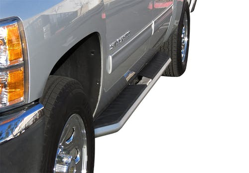 Steelcraft 300-02220 STX300 Running Boards, Aluminum